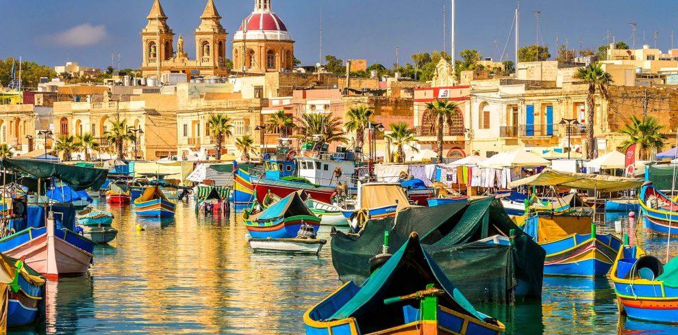 Стажировка на Мальте